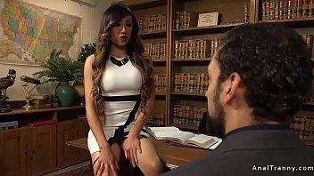 How do employers protect transsexual employees Tranny boss goddess anal fucks employee