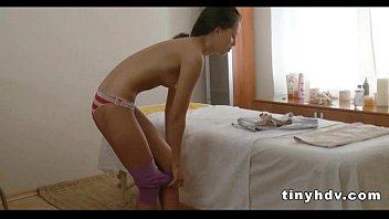 Amazing fuck session with teen babe Milana 3 41