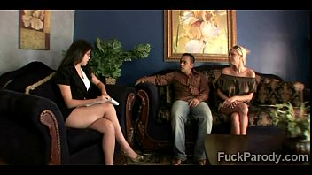 Blonde hottie convinces her man to go therapy with her2015-3min-render-4 3 min