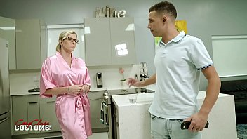 Cory Chase in Controlling my Mom to make love to Me and swallow my cum 23 min