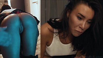 Bad Girl Katrin Tequila gets Spanking and Horny Before Sex صورة