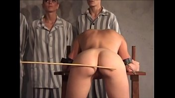 Naked hairy picture - Extreme caning