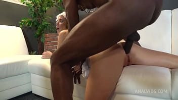 Advent Special Florane Russell 4on1 DP, Gapes, deepthroat, hard anal, facial cumshot, Swallow, anal creampie NF061