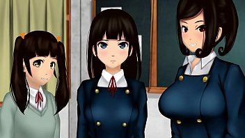 Deceived Student Council After School 3D By: shanghai-bulldog