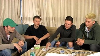 Gay playing cards - Austin and ryan get dirty