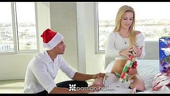 Passion-HD - Bella Fucks Her Secret Santa For Xmas