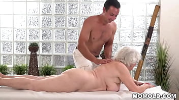 Massage therapy makes Norma B energized