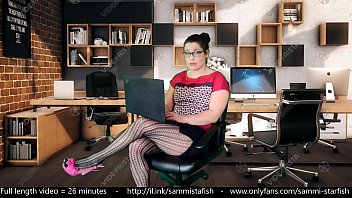 Office Milf Blackmailed