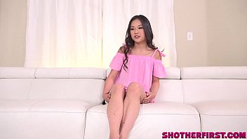 Sweet Asian Teen Lulu Chu In Her First Porn Scene