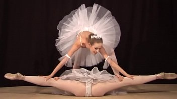 F cup nude tubes - Amazing ballerina tube cup