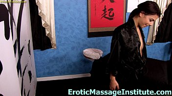 Gina's Orgasmic Massage