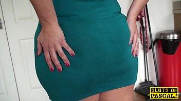 Fingered mature british spreads her legs 10 min