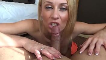 English slut video Uk pornstar carmel anderson is my blowjob cum slut who loves cream pie
