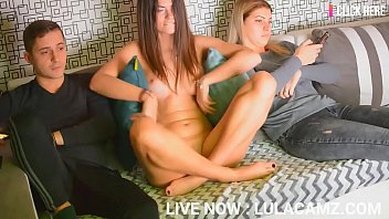 Masturbating Near To My Roommate Boyfriend #8 Hot as fuck | LIVE NOW : LULACAMZ.COM @nextdoornurs3 @lulacum69