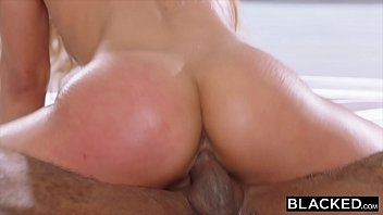 BLACKED She couldn't concentrate with BBC so close by