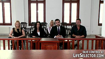 Leanna rhimes nude Lawyer leanna sweet gives everything to win the case.