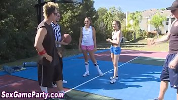 Naked Basketball Sex Game