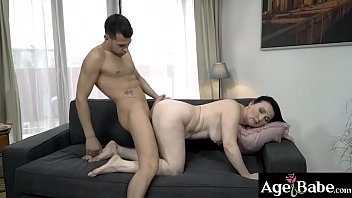 Lisa's desire on neighbor John fulfilled   when he pounded her in many ways