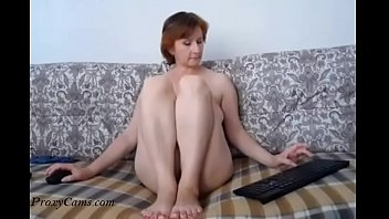Russian Mom Great Tits Spreading Legs- ProxyCams.com