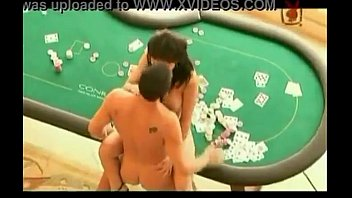 Griselda Sanchez From GH. Coito On The Casino Table