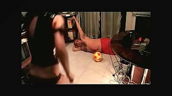 Punches, Kicks, Soccer Balls (Fetish Obsession)