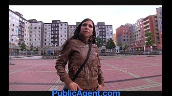 PublicAgent Wife of a rich husband loves big dick