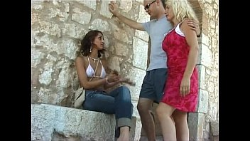 Shaina Hot French Arab Anal Fuck in the middle of the forest