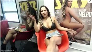 Mulher Melão - Strip - RevistaSexy