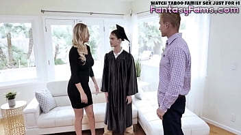 FamilyStrokes - Mommy Wants to Take Virginity Of Son Before College