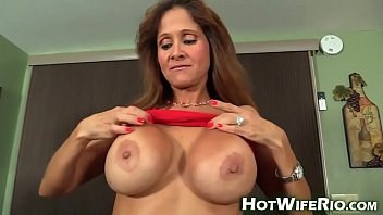 Hot Wife Rio Cuckold Cleanup