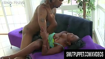 Smut Puppet - Stretching Black Pussy Compilation Part 12