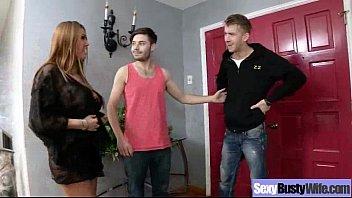 Big Tits Mommy Enjoy Hard Style Sex (kianna dior) vid-20