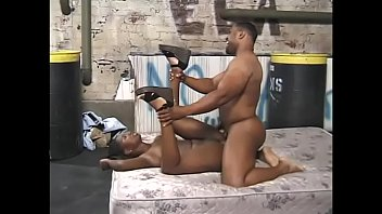 Horny babe Jazz enjoys her tight cunt fucked hard by a huge cock