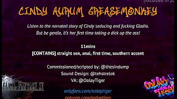 [FINAL FANTASY] Cindy Aurum Greasemonkey | Erotic Audio Play By Oolay-Tiger