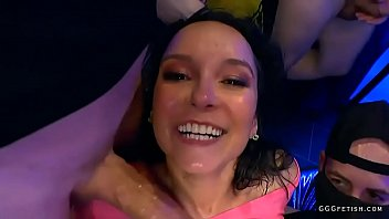 Latina francys belle loves cums and bukkakes
