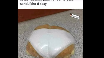 Super sexy sandwich wanting to seduce you