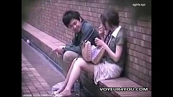 Two Japanese Couples Fucking Outdoor 6分钟