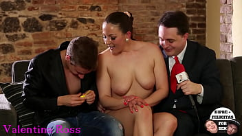 "Valentina Ross naked at ""Diprè plus Felicitas for Sex"""
