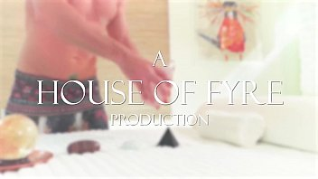 Zensations: sexual Massage with Lilly Bell & Laz Fyre by House of Fyre
