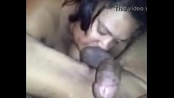 My homie mom sucking my balls so damn good I had to fuck her