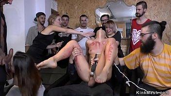 Carolina naked Naked slave fucking at hairdressers
