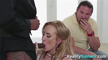 Cukold Milf Sucking Black Cock - RealitySinners.com