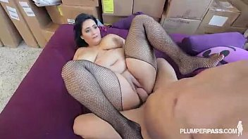 Girls nanked free chubby plumpers Latina bbw milf fucks hung handyman