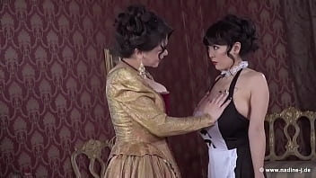 Queen & Maid - The best japanese lesbian video