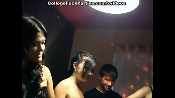 College fuck party group sex - Orgy anal sex and squirt at the party
