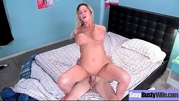 Hardcore Sex Tape With Round Big Juggs Mommy (Abbey Brooks) video-01 preview image
