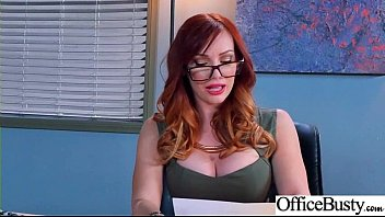 Round Big Tits Girl (Dani Jensen) Get Banged In Office clip-24