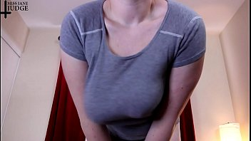 Boob tanktop Tight shirts no bra