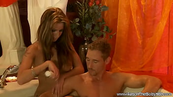 Fun With Sensual massage From Asia