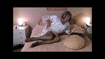 Transvestite formal wear Johanna - bedroom lingerie
